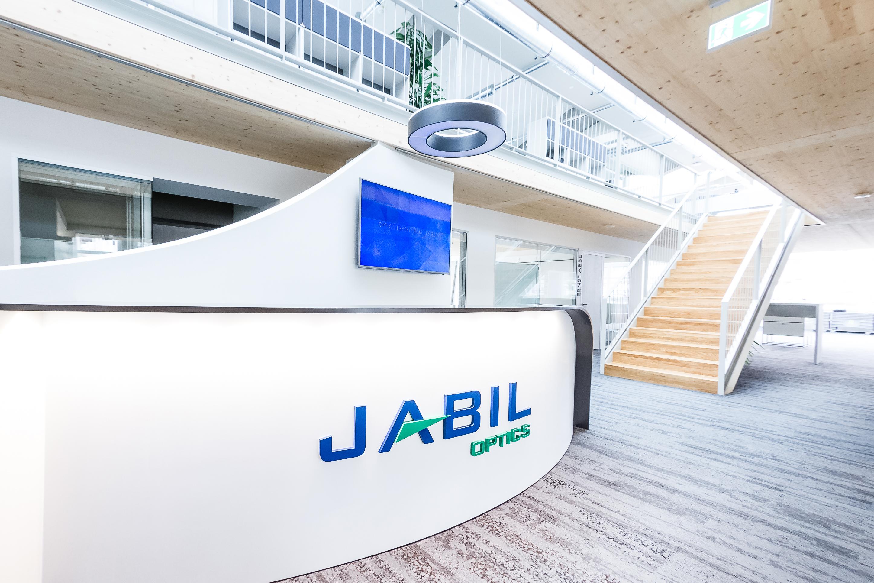 JABIL Empfang