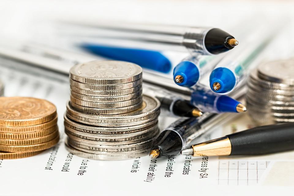 Geld, Kugelschreiber