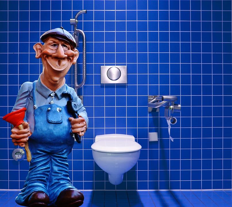 Hausmeister - Toilette